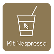 Kit nespresso casa rural
