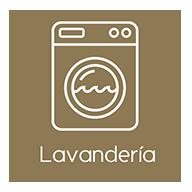 Lavanderia alojamiento rural