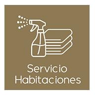 Servicio habitaciones casa rural