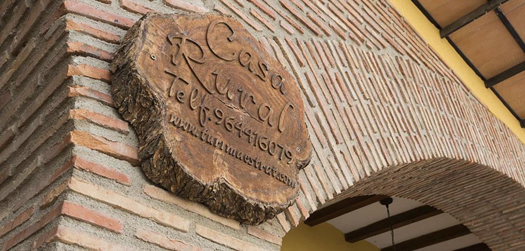 Alojamiento rural en Castellón
