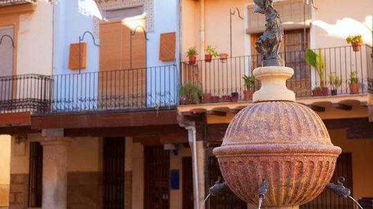 Turismo rural en San Mateo, Castellón