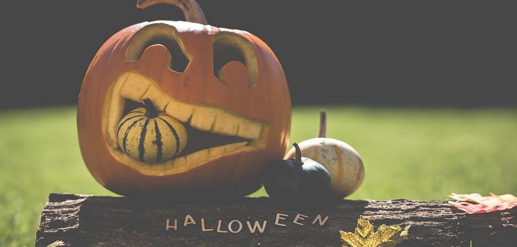 Casa rural para grupos en Halloween y Nochevieja