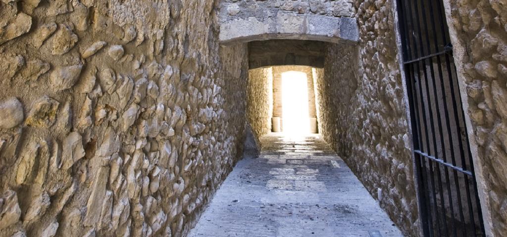 San Mateo Medieval Turismo interior Castellón