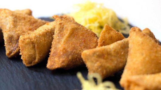 Croquetas morellanas plato típico Els Ports