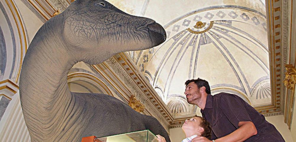 Museo Temps de Dinosaures en Morella