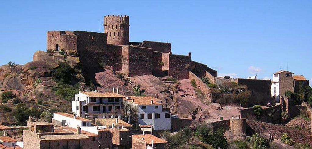 Castillo de Vilafamés casa rural grupos San Mateo