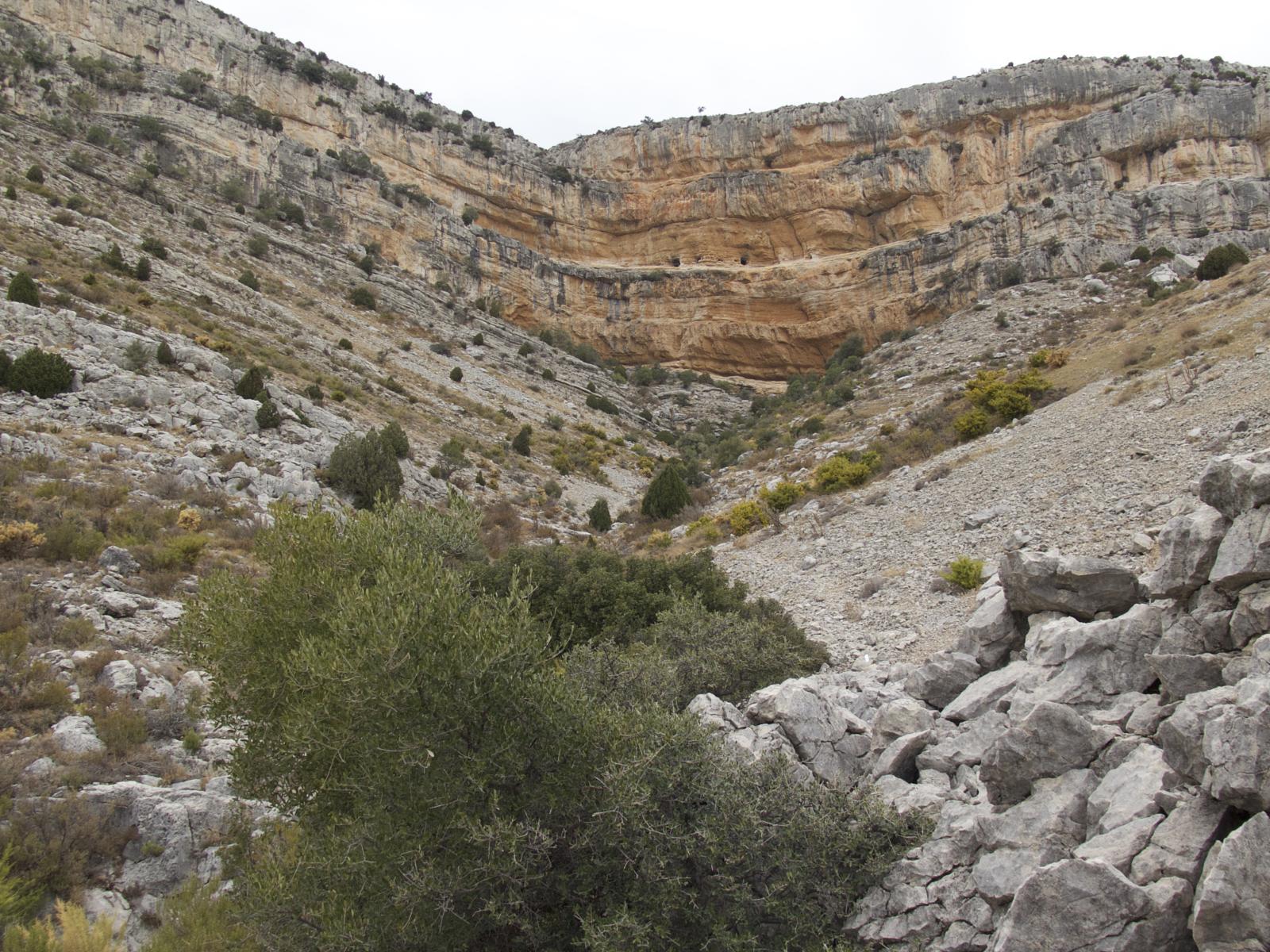 Ruta de senderismo por Racó del Frare, Sant Mateu, Castellón